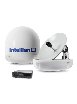 ANTENNE TV SAT. INTELLIAN 53CM