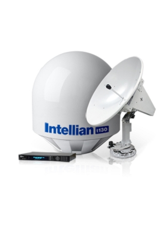 ANTENNE SAT.INTELLIAN TV 130 CM 3 AXES WORLD VIEW