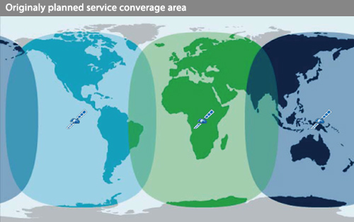 INMARSAT FB COVERAGE