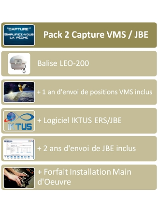Pack1 soution VMS/JBE